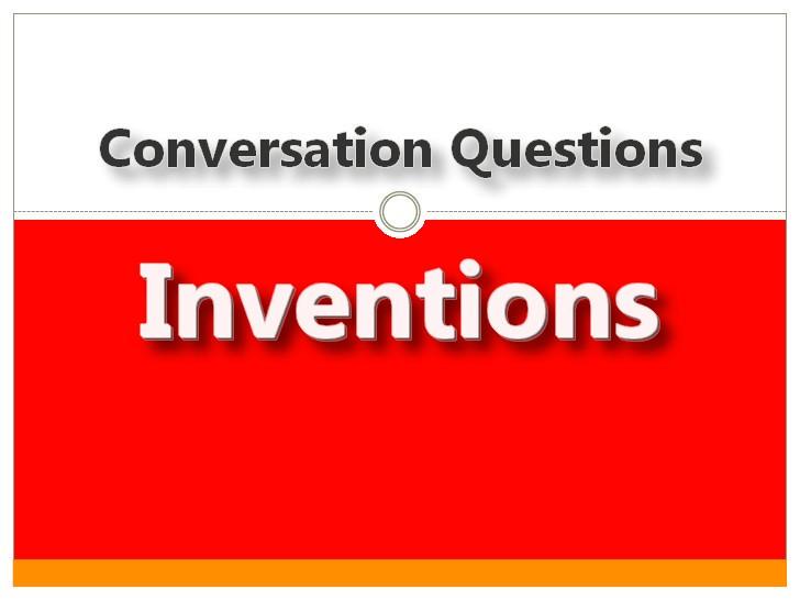 invent question