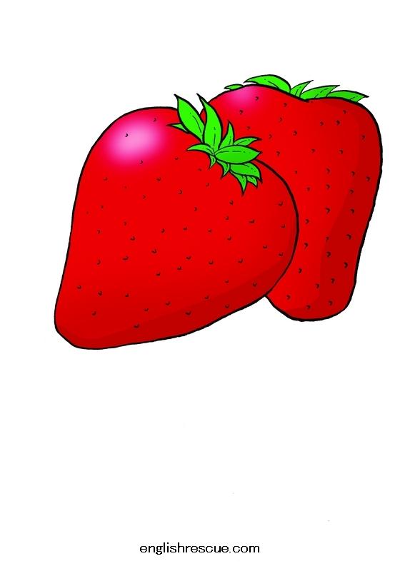 İngilizce Meyve İsimleri Resimli Testi